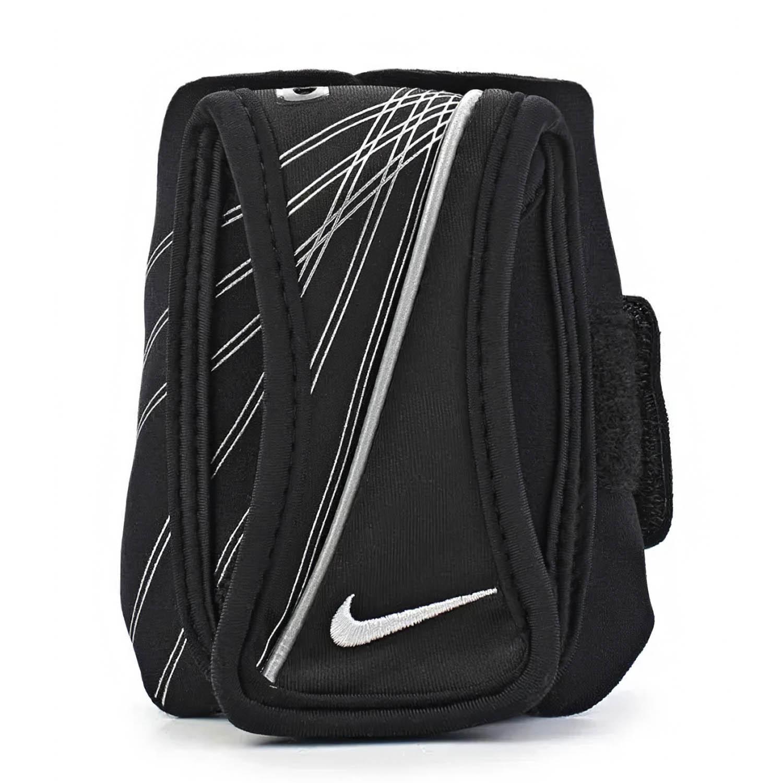 Nike Lightweight Fascia Porta Oggetti - Black/White