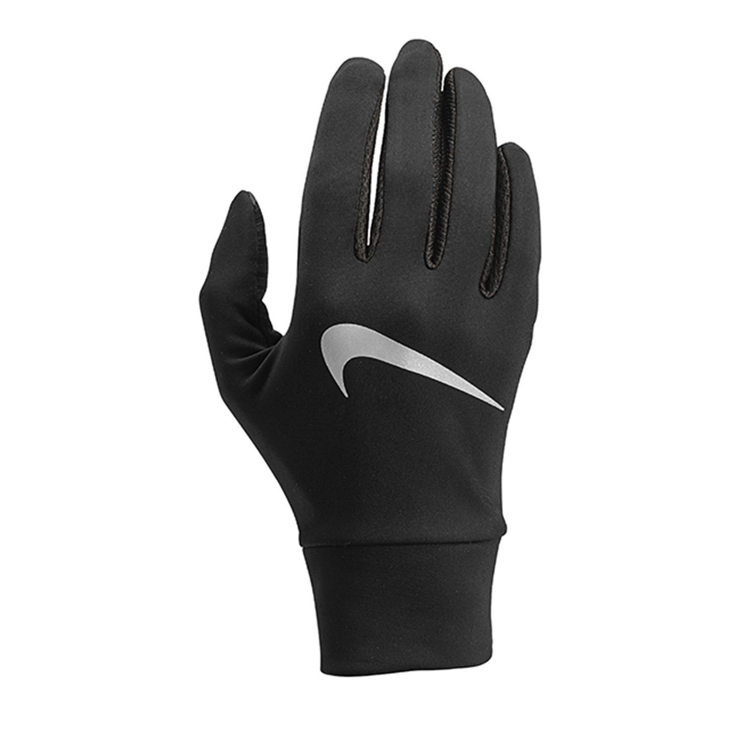 Nike Lightweight Tech Gloves - Black/Silver