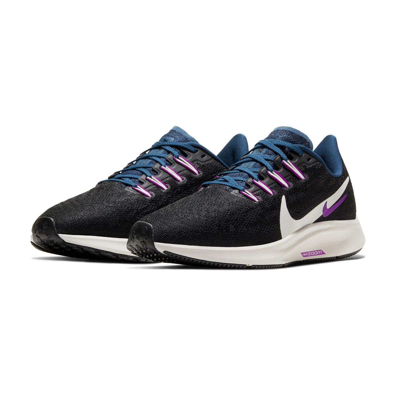 Nike Air Zoom Pegasus 36 - Black/Summin White/Valerian Blue