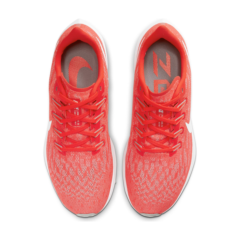 Nike Air Zoom Pegasus 36 - Laser Crimson/White/Lt Smoke Grey