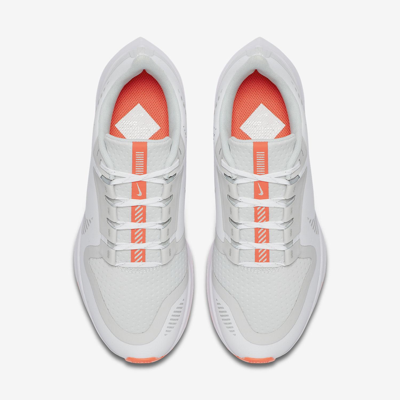 Nike Air Zoom Pegasus 36 Shield - White/Metallic Silver/Photon Dust