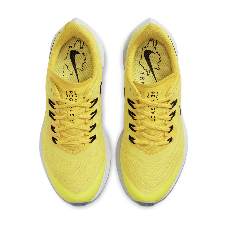 Nike Air Zoom Pegasus 36 Trail - Opti Yellow/Black/Speed Yellow