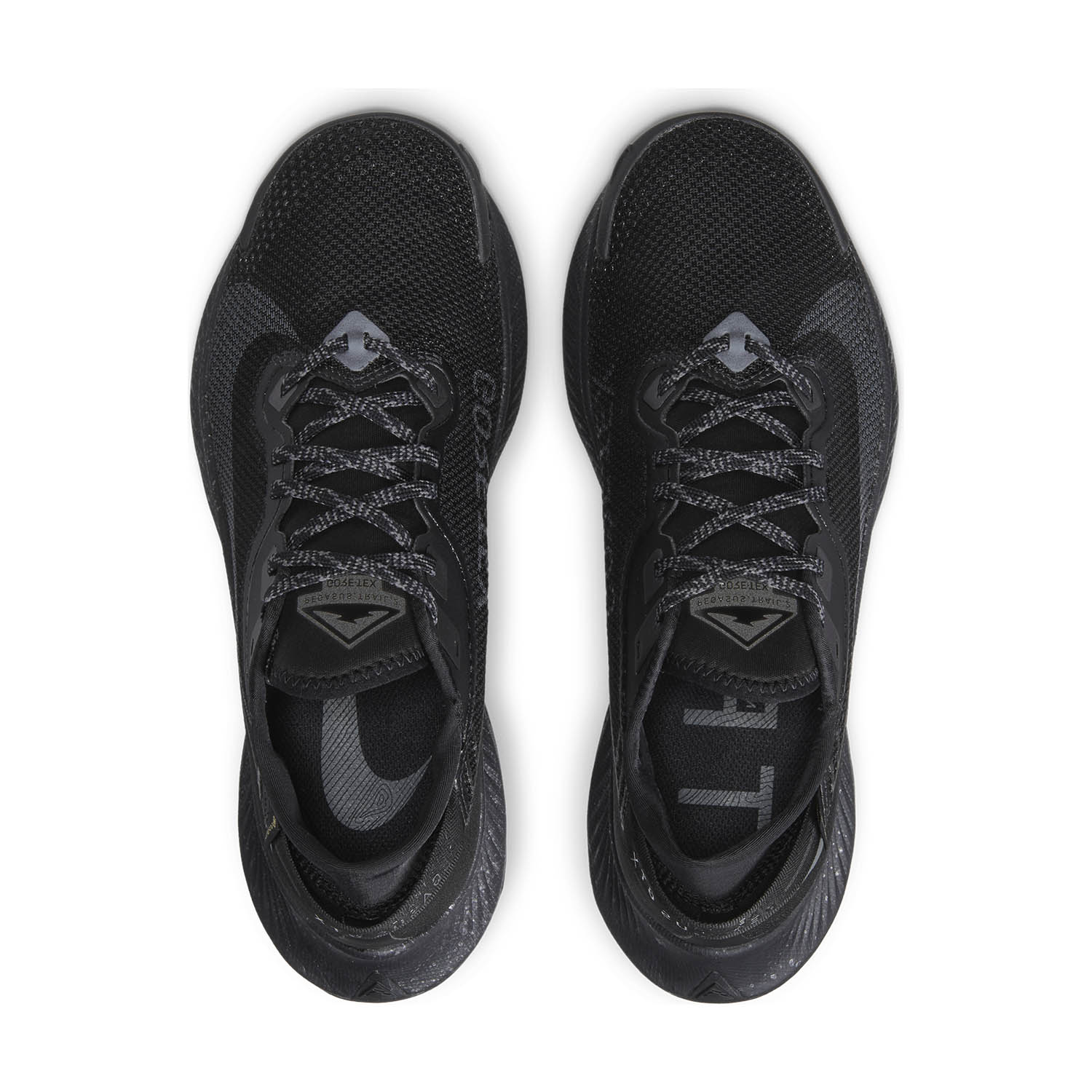 Nike Pegasus Trail 2 GTX - Black/Iron Grey/Metallic Dark Grey