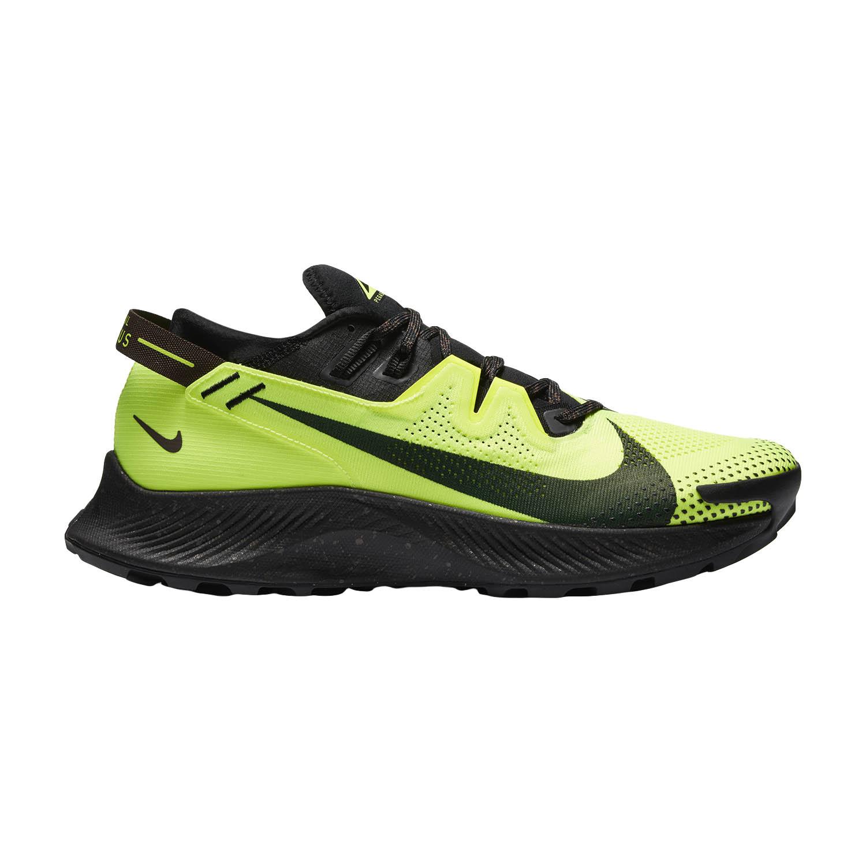 admiración Positivo parálisis  Nike Pegasus Trail 2 Zapatillas Running Hombre - Volt/Black