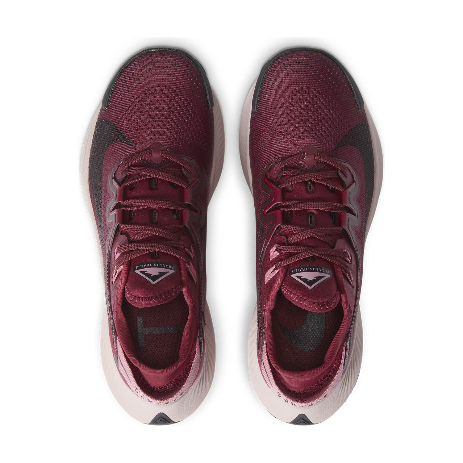 Nike Pegasus Trail 2 - Dark Beetroot/Black/Desert Berry