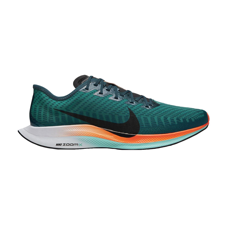 Nike Ekiden Zoom Pegasus Turbo 2 - Neptune Green/Black Midnight/Turquoise