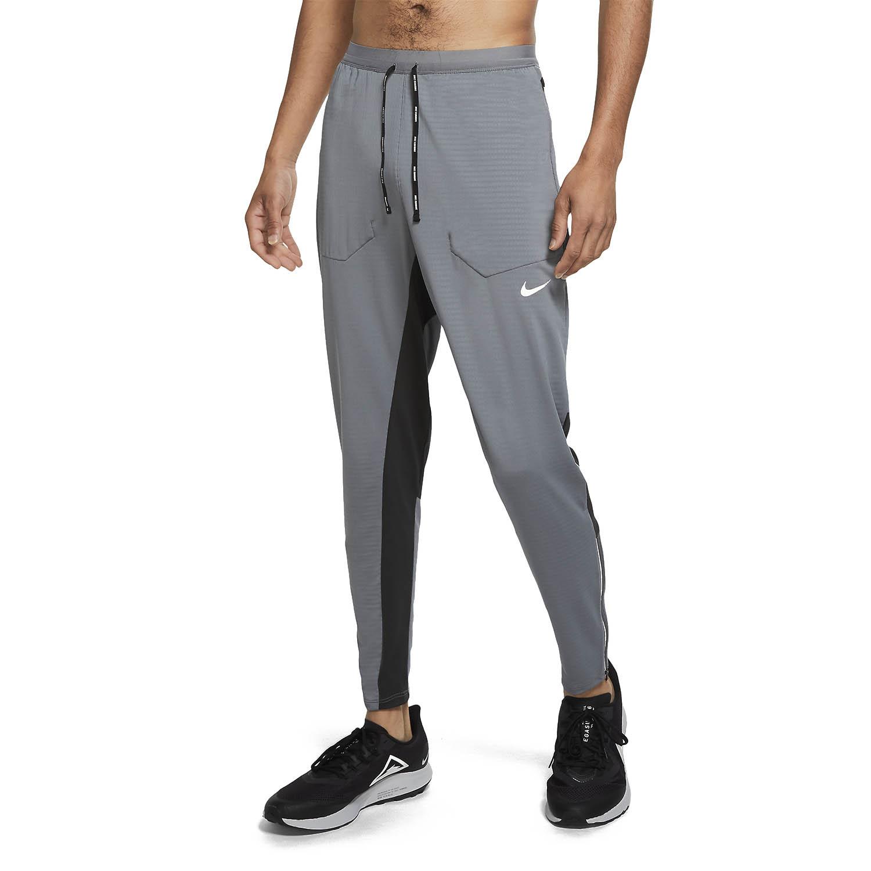 Nike Phenom Elite Knit Pants - Smoke Grey/Dark Smoke Grey/Reflective Silver