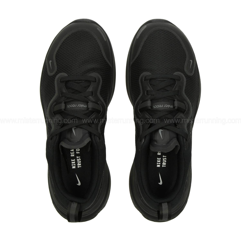 Nike React Miler - Black/Iron Grey