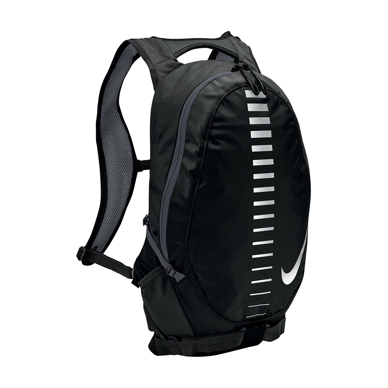 Nike Run Commuter Zaino - Black/Anthracite/Silver