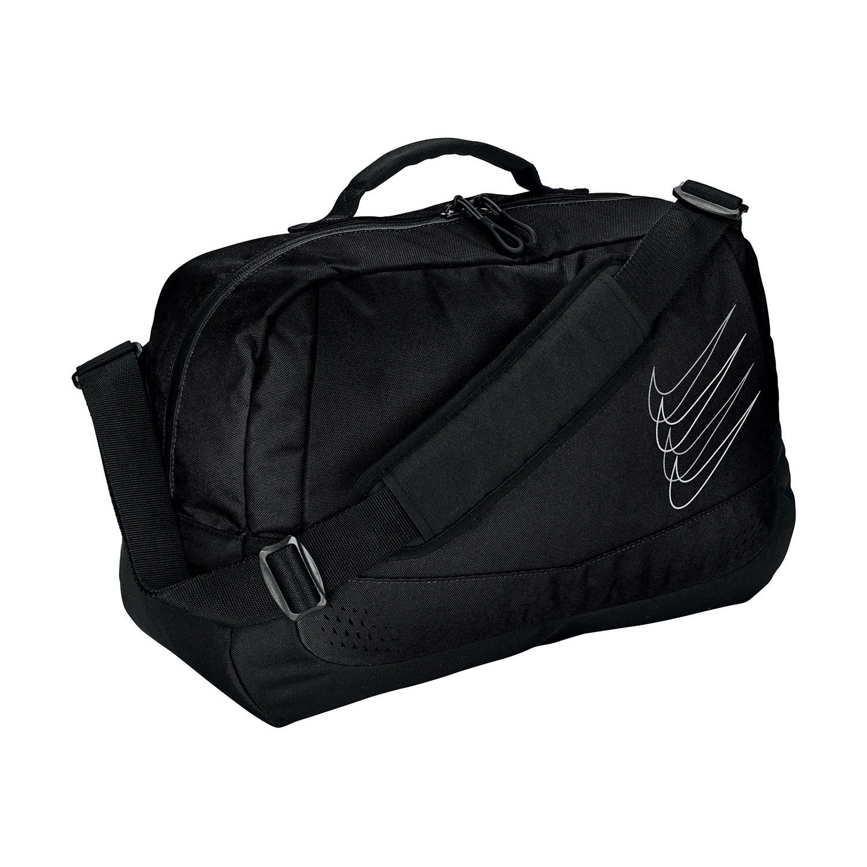 Nike Run Minimal Duffle - Black/Pure Platinum