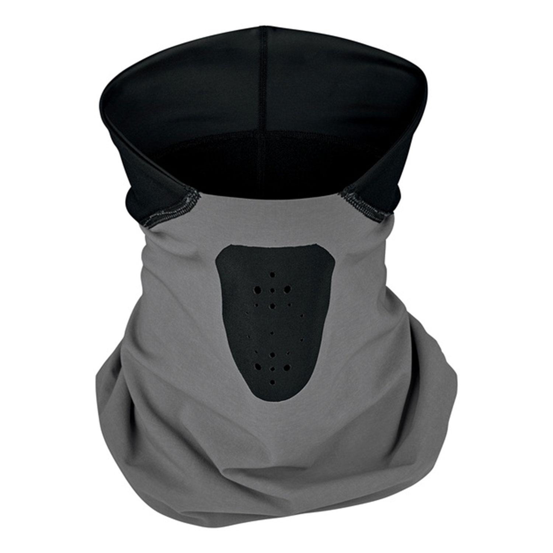 Nike Shield Phenom Neckwarmer - Smoke Grey/Black/Silver