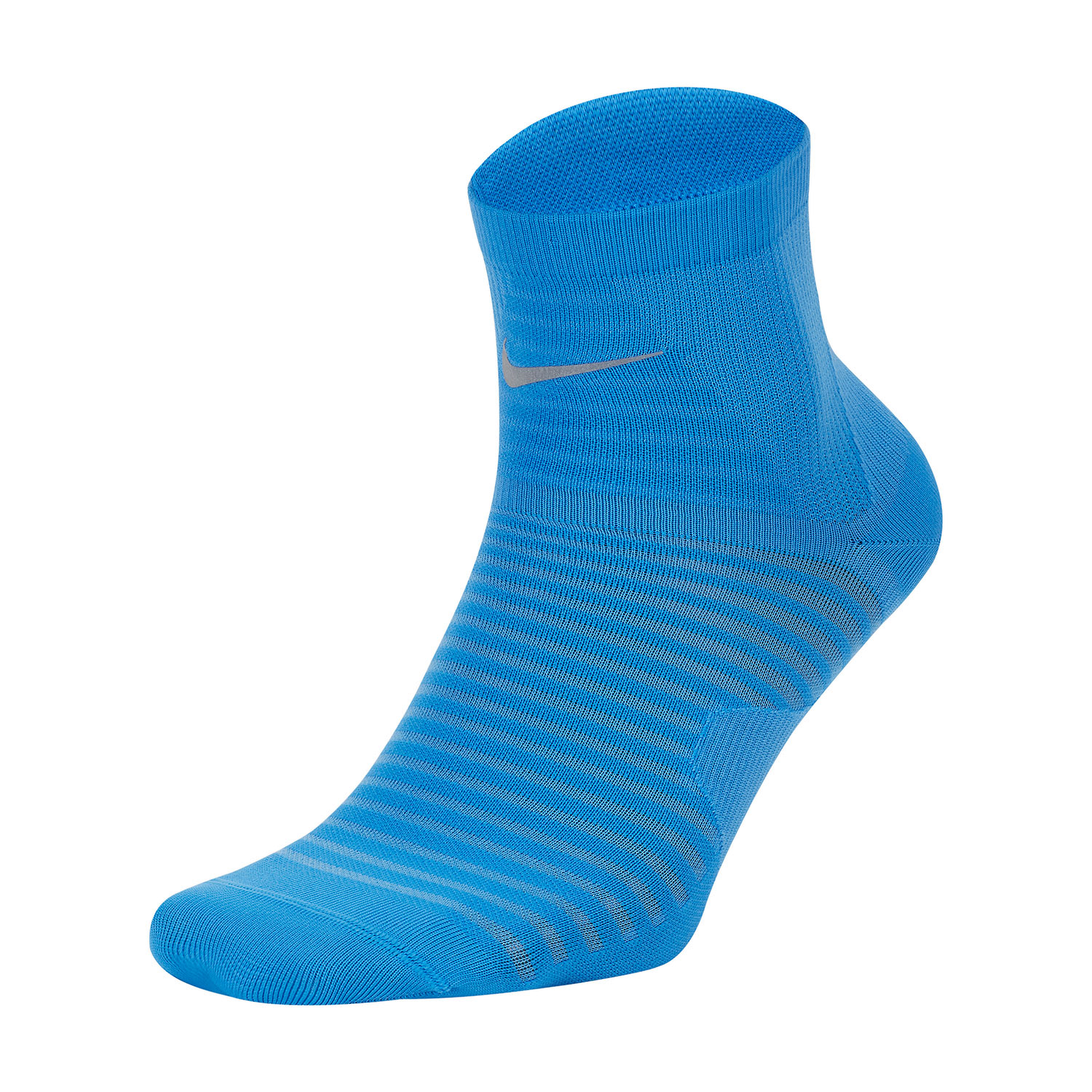 Nike Spark Lightweight Socks - Pacific Blue/Reflective