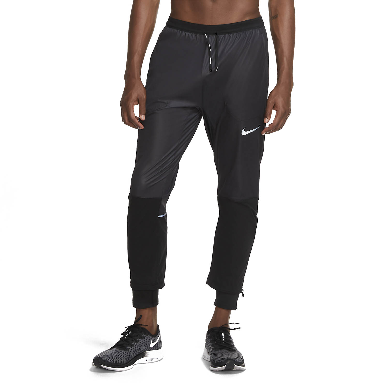 Nike Swift Shield Pants - Black/Reflect Black