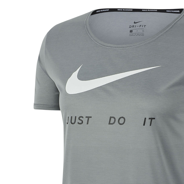 Nike Swoosh T-Shirt - Particle Grey/White
