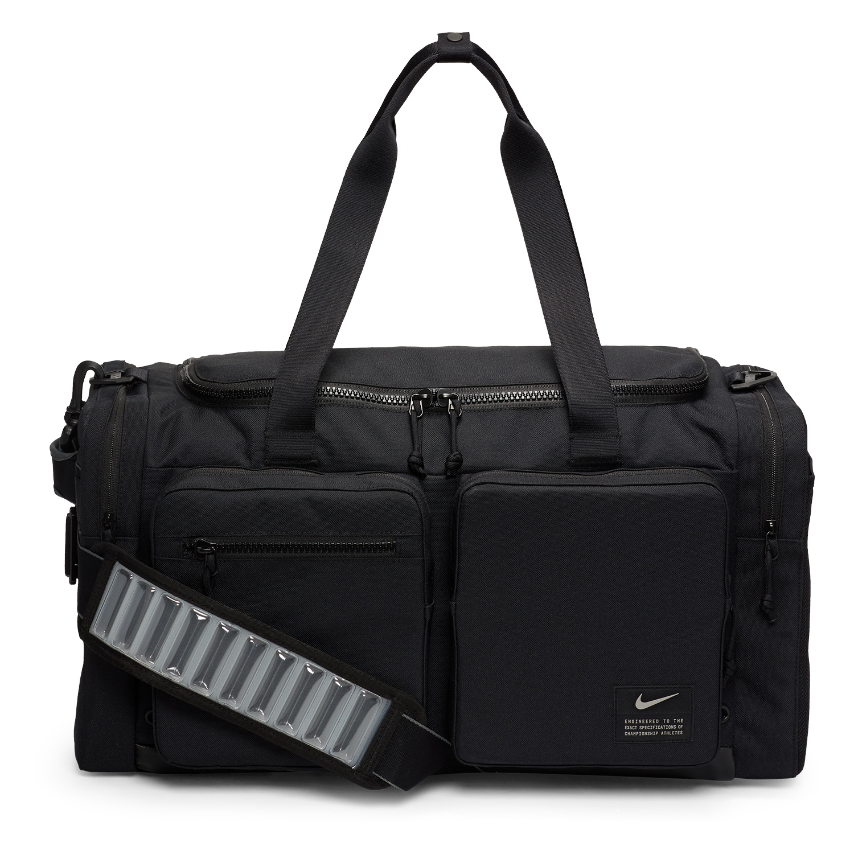 Nike Utility Power Medium Duffle - Black/Enigma Stone