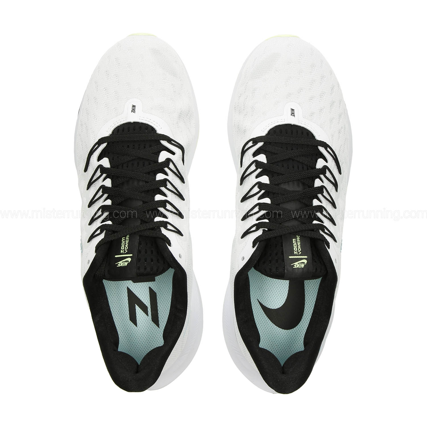 Nike Air Zoom Vomero 14 - White/Glacier Ice/Black/Pure Platinum