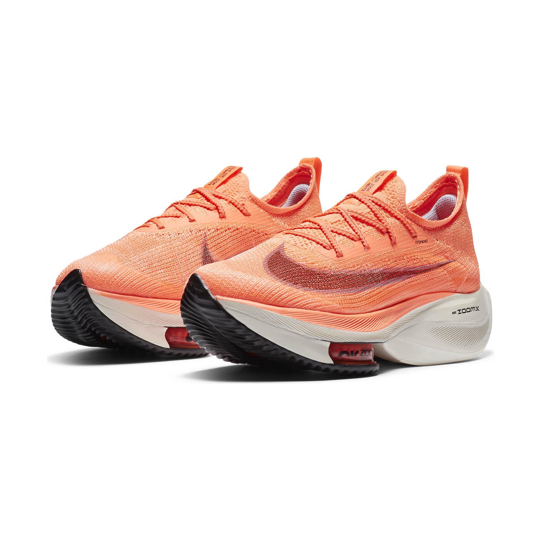 Nike Air Zoom Alphafly Next% - Bright Mango/Citron Pulse