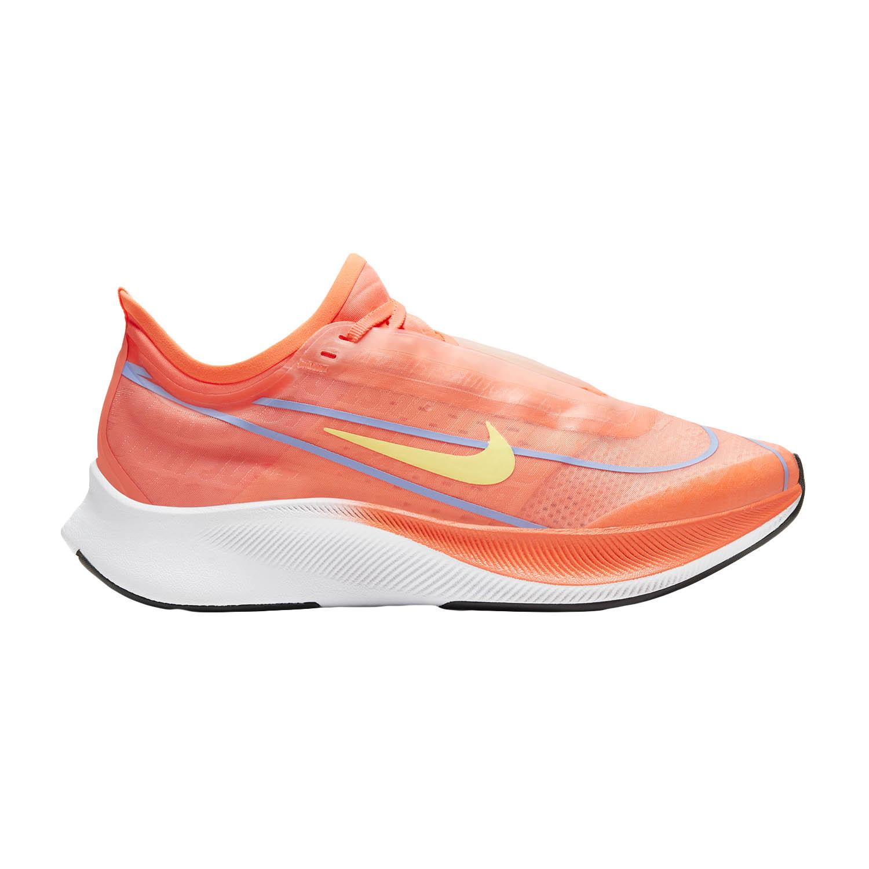 cama Enjuiciar seguro  Nike Zoom Fly 3 Zapatillas de Running Mujer - Bright Mango