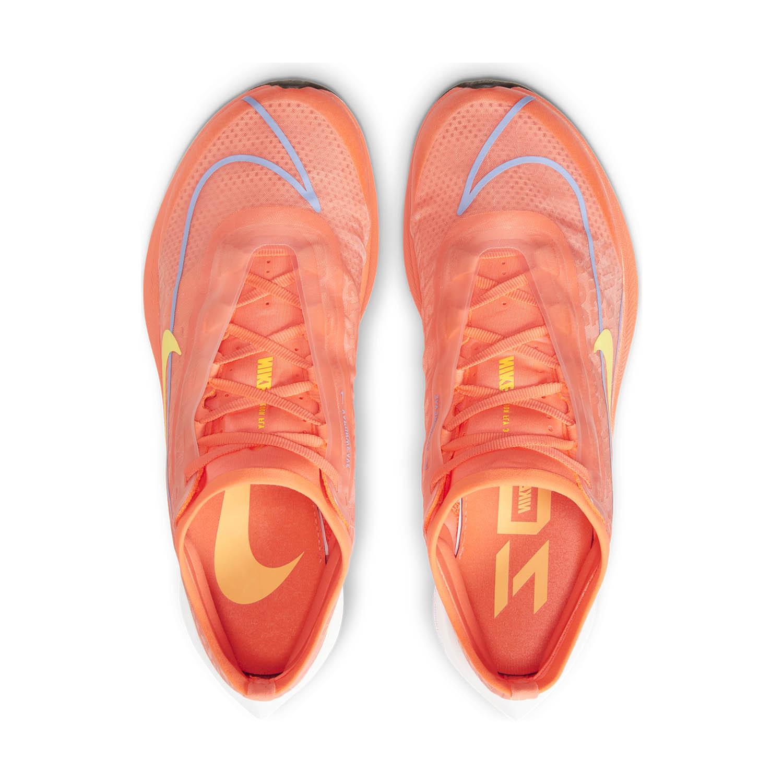 Nike Zoom Fly 3 - Bright Mango/Lt Zitron/Purple Pulse