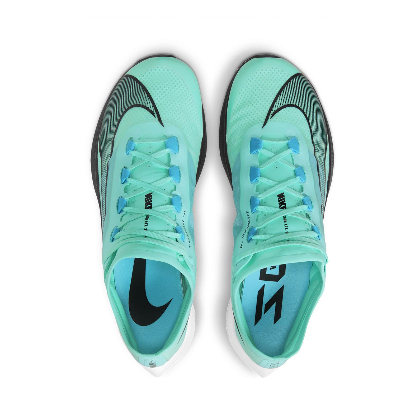 Nike Zoom Fly 3 - Aurora Green/Black/Chlorine Blue/White