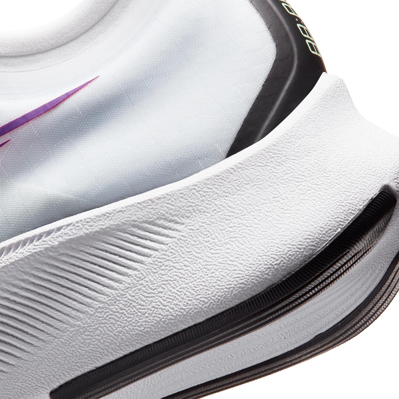 Nike Zoom Fly 3 - White/Flash Crimson/Spruce Aura