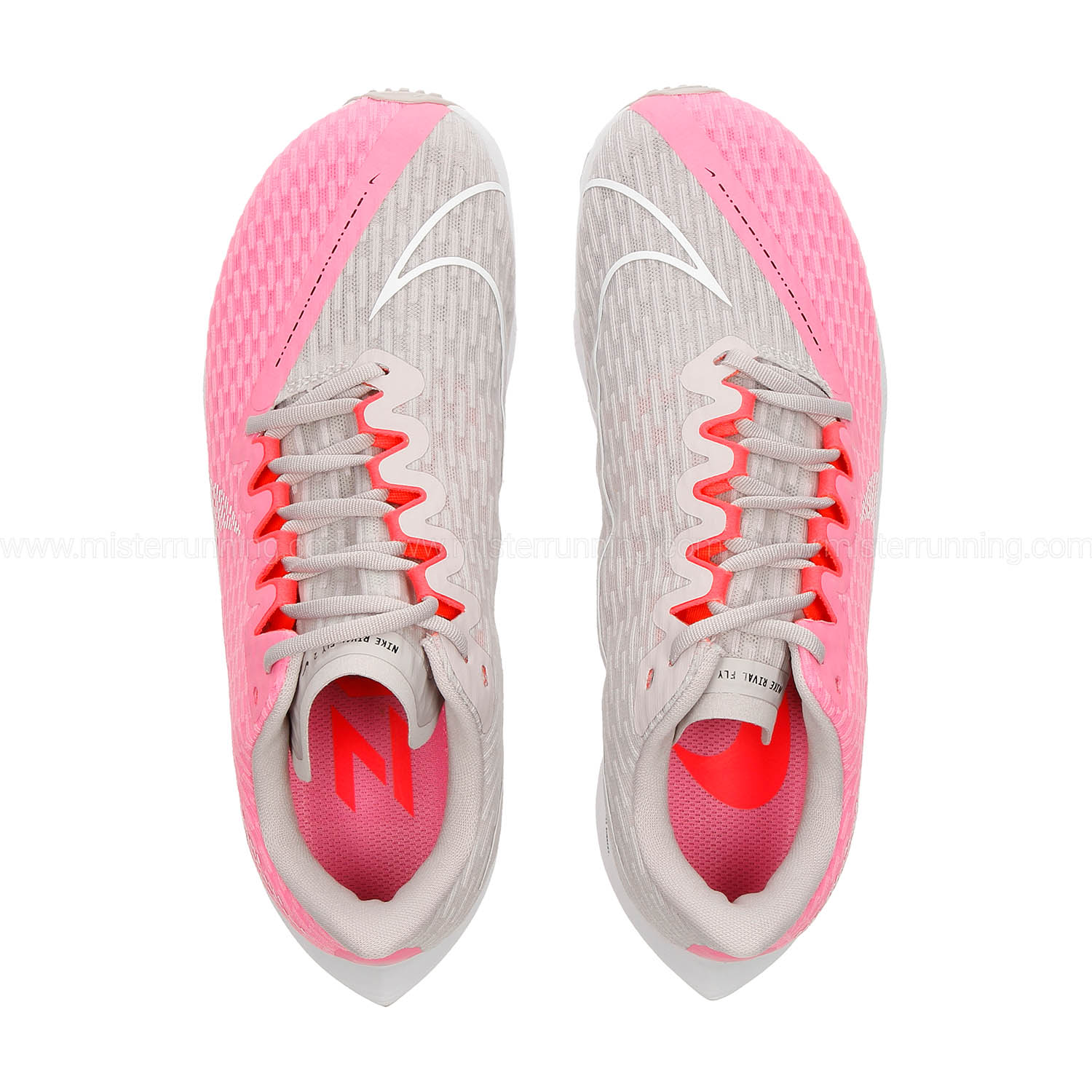 Nike Zoom Rival Fly 2 - Pink Glow/White/Platinum Violet