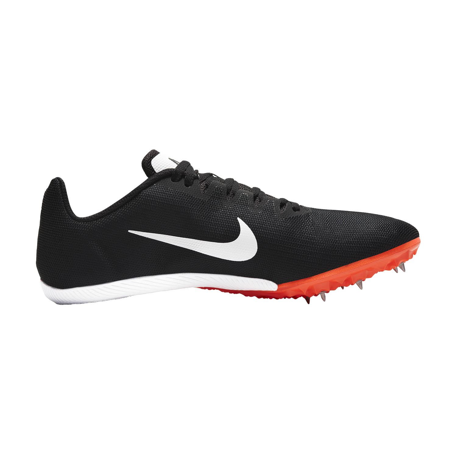 Nike Zoom Rival M9 - Black/White/Iron Grey/Hyper Crimson