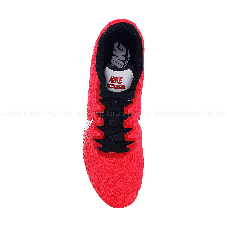 Nike Zoom Rival M9 - Laser Crimson/White/Black/University Red