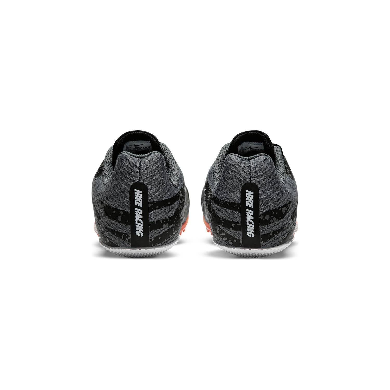 Nike Zoom Rival S 9 - Black/White/Iron Grey/Hyper Crimson