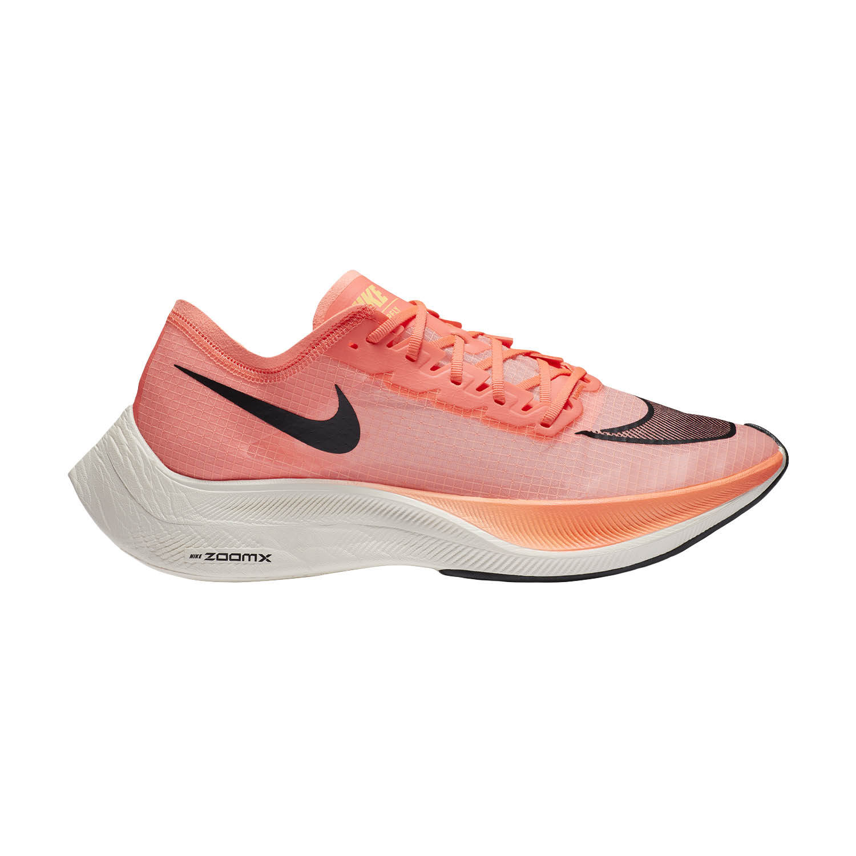 Nike ZoomX Vaporfly Next% - Bright Mango/Blackened Blue/Citron Pulse