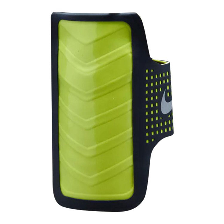 Nike Distance Fascia Porta Smartphone - Black/Lime