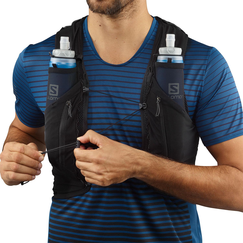 Salomon ADV Skin 12 Set Backpack - Black