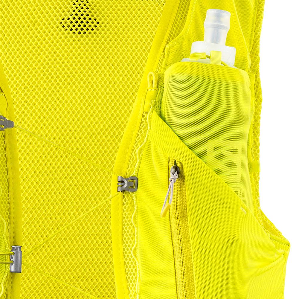 Salomon ADV Skin 12 Set Backpack - Sulphur Spring