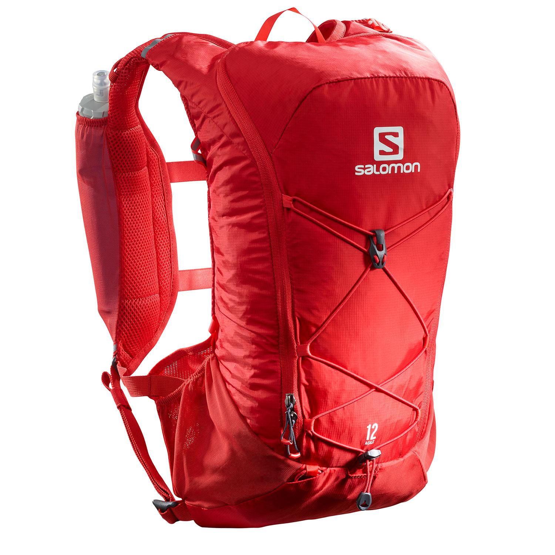 Salomon Agile 12 Set Backpack - Goji Berry