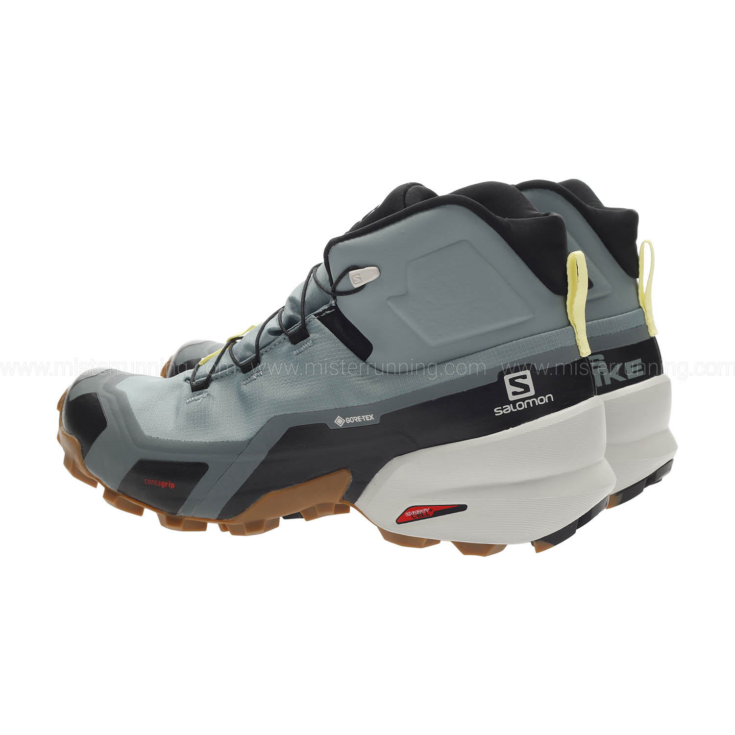 Salomon Cross Hike Mid GTX - Lead/Stormy Weather/Charlock