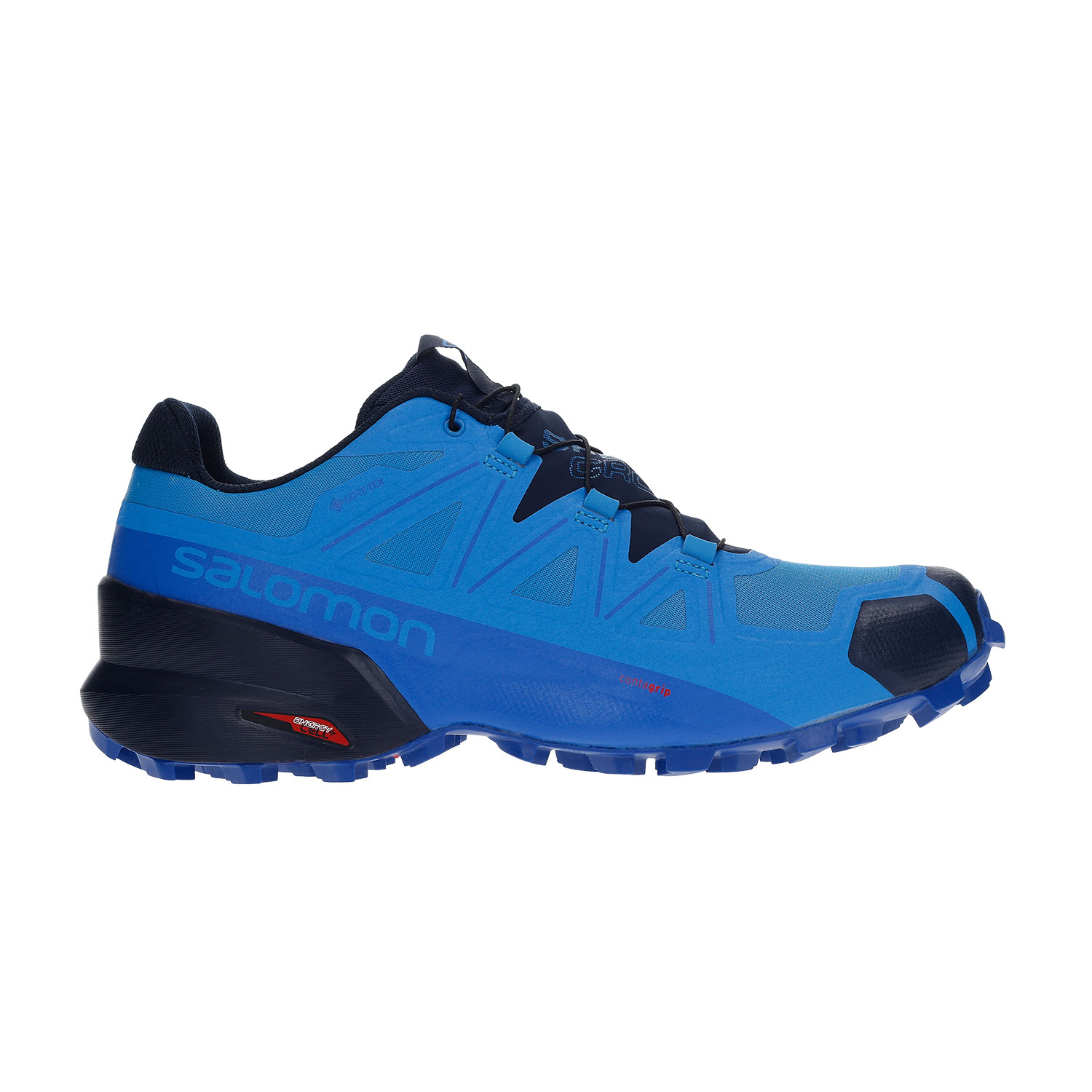 Salomon Speedcross 5 GTX - Blue Aster/Lapis Blue/Navy Blazer