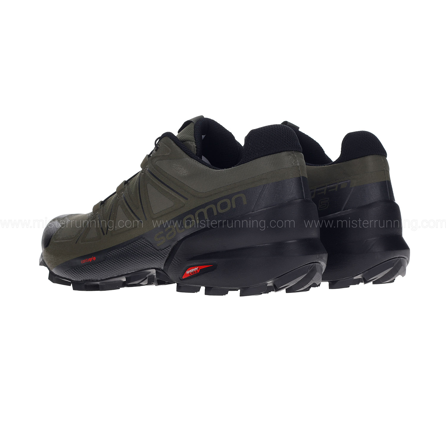 Salomon Speedcross 5 - Grape Leaf/Black/Phantom