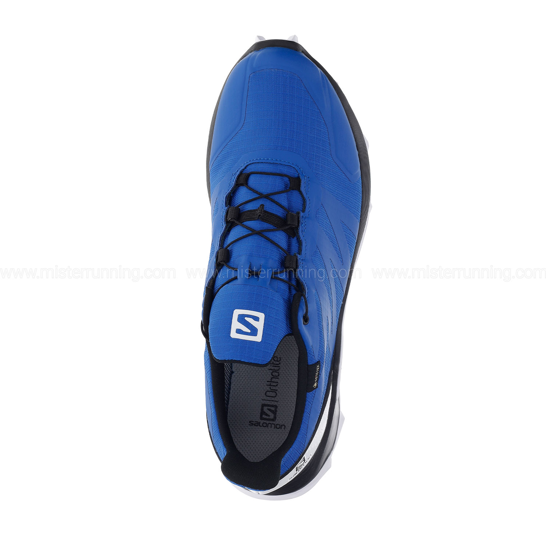 Salomon Supercross GTX - Lapis Blue/Black/White