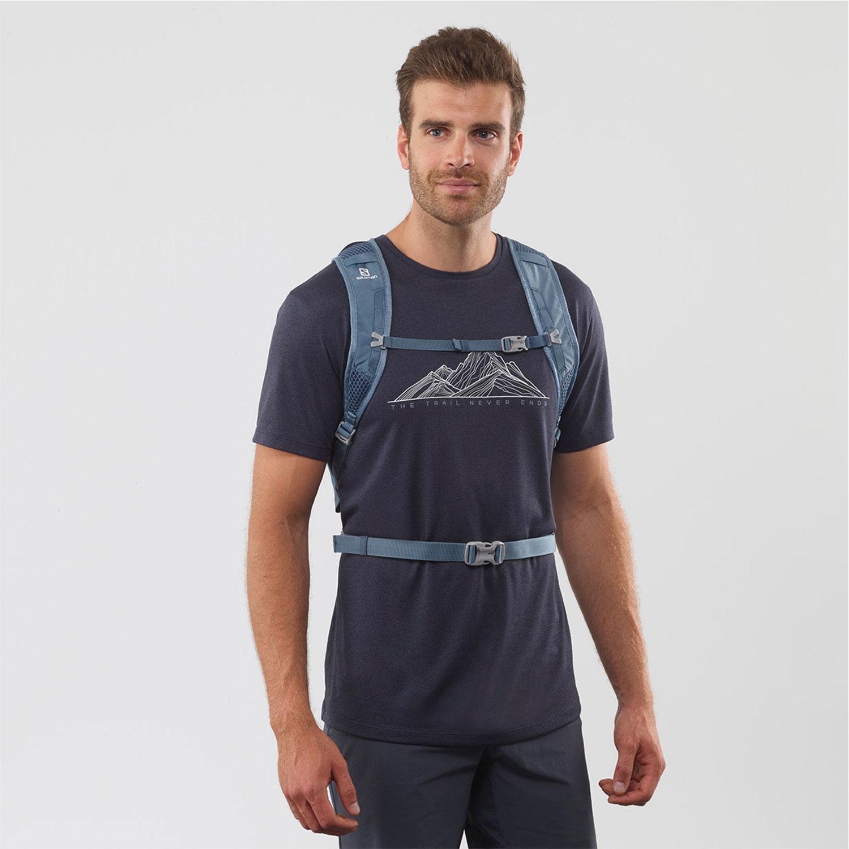 Salomon Trailblazer 10 Backpack - Copen Blue