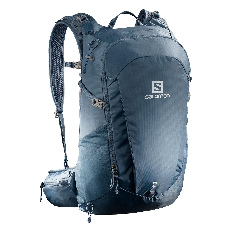 Salomon Trailblazer 30 Zaino - Copen Blue