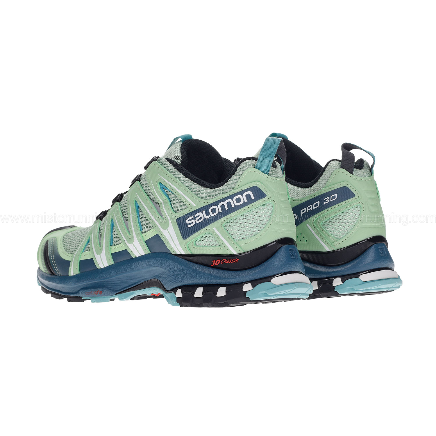 Salomon XA Pro 3D - Spruce Stone/Indian Teal/Meadowbroo
