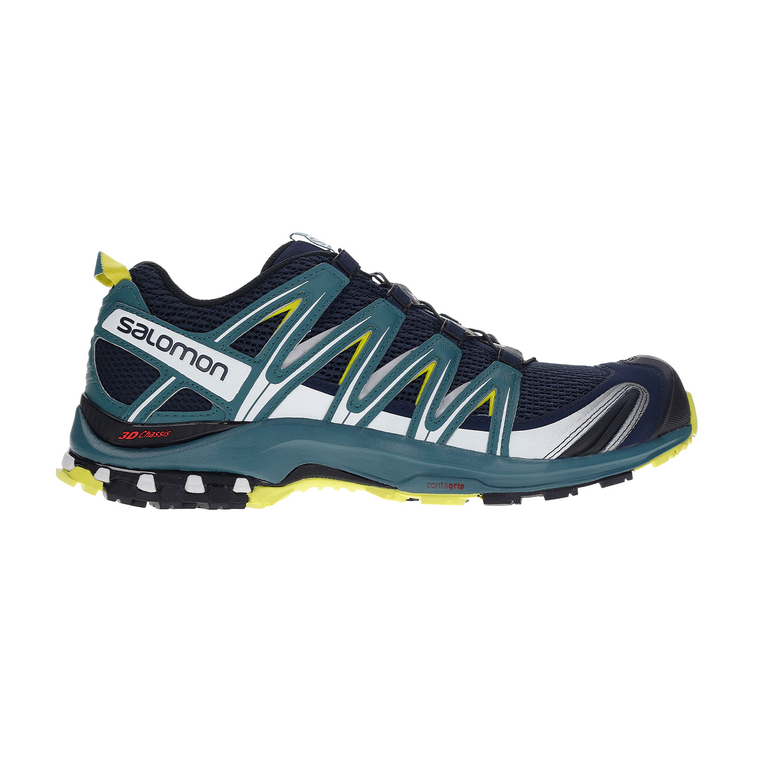 Details about Salomon XA PRO 3D CS WP Men's size 9 Trail