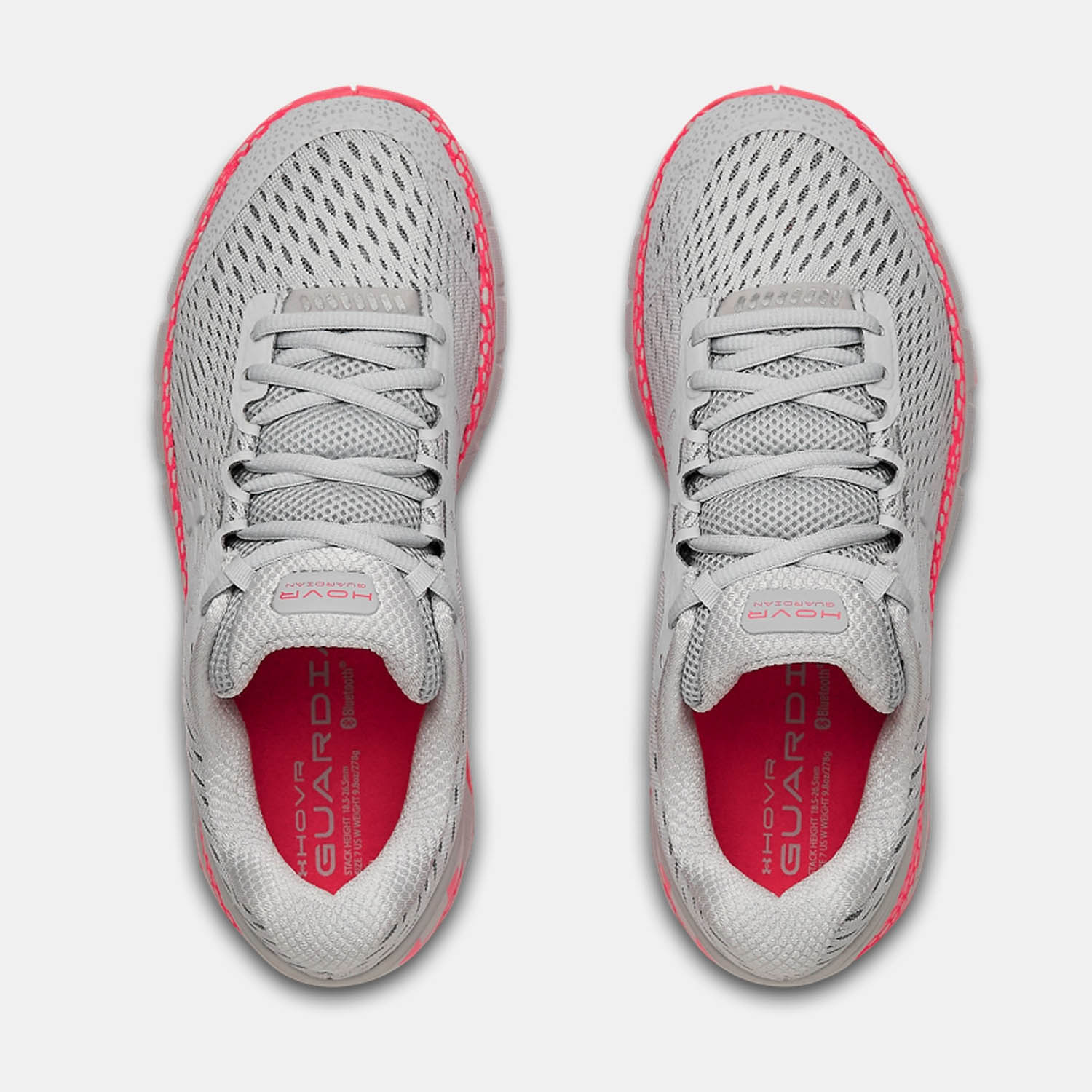 Under Armour Hovr Guardian 2 - Halo Gray/Cerise