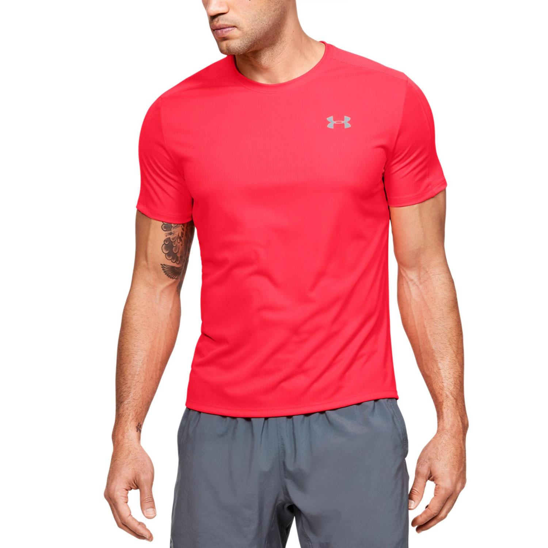 Under Armour Speed Stride T-Shirt - Red