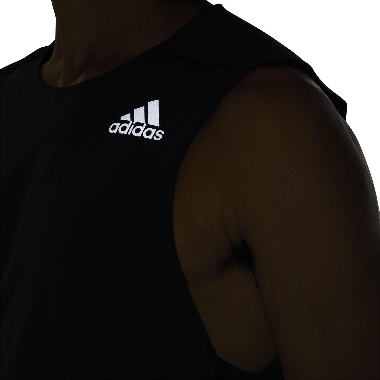 Adidas Primeblue Tank Black