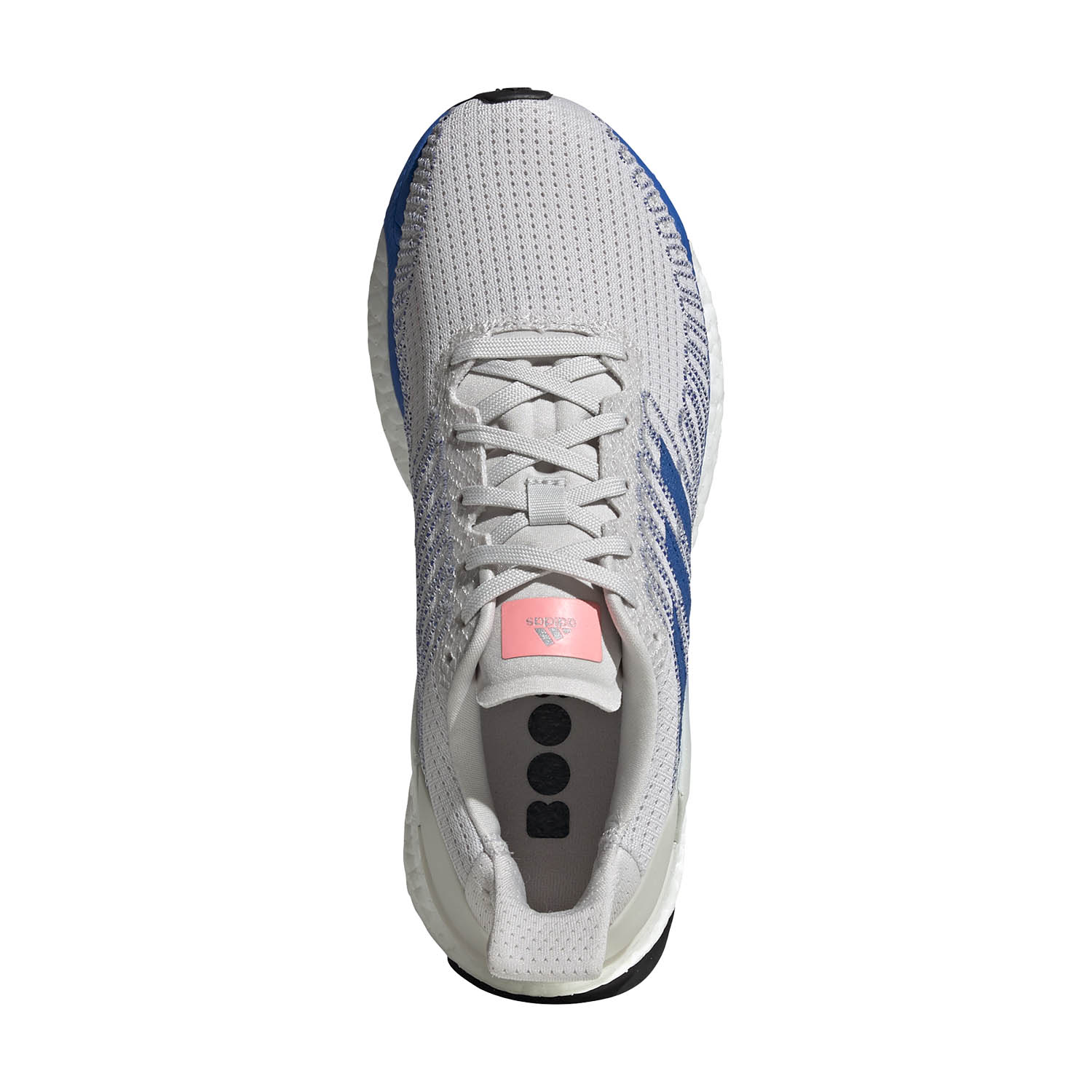 Adidas Solarboost 19 - Grey One F17/Glory Blue/Light Flash Red