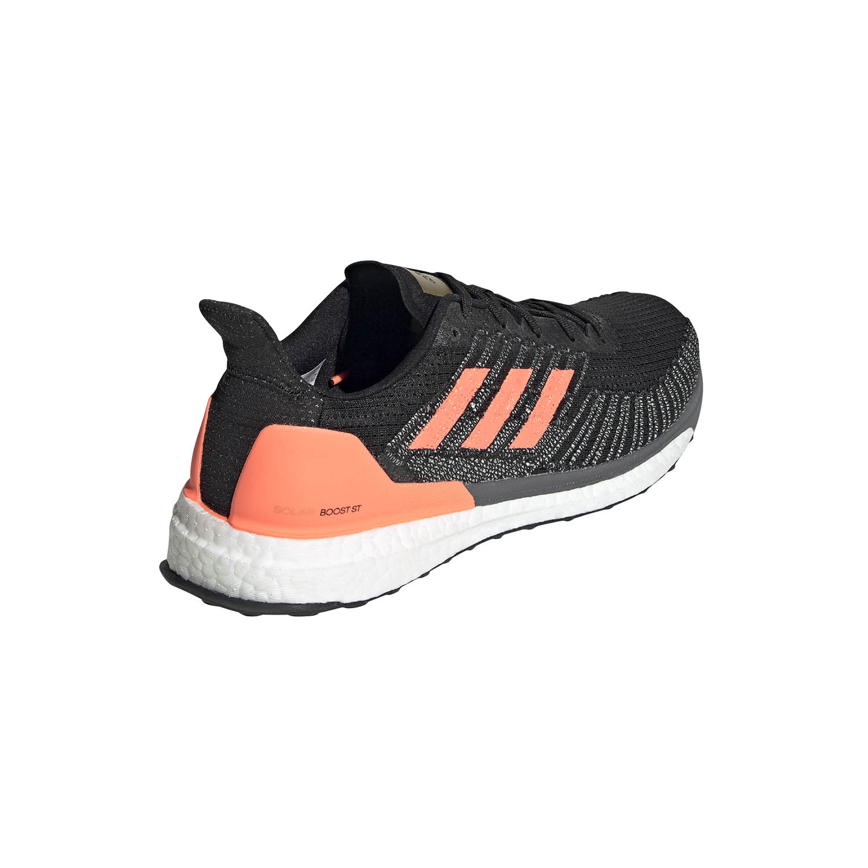 Adidas Solarboost ST 19 - Core Black/Signal Coral/Gold Metallic