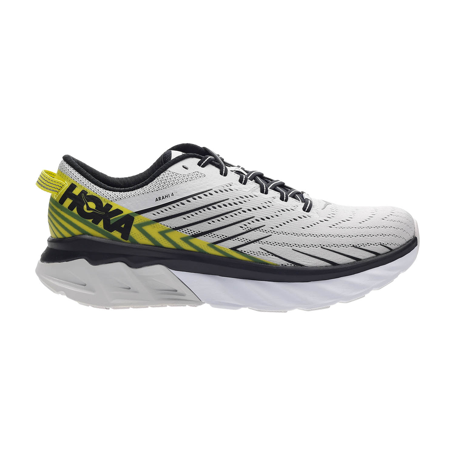 Hoka One One Arahi 4 - Nimbus Cloud/Anthracite