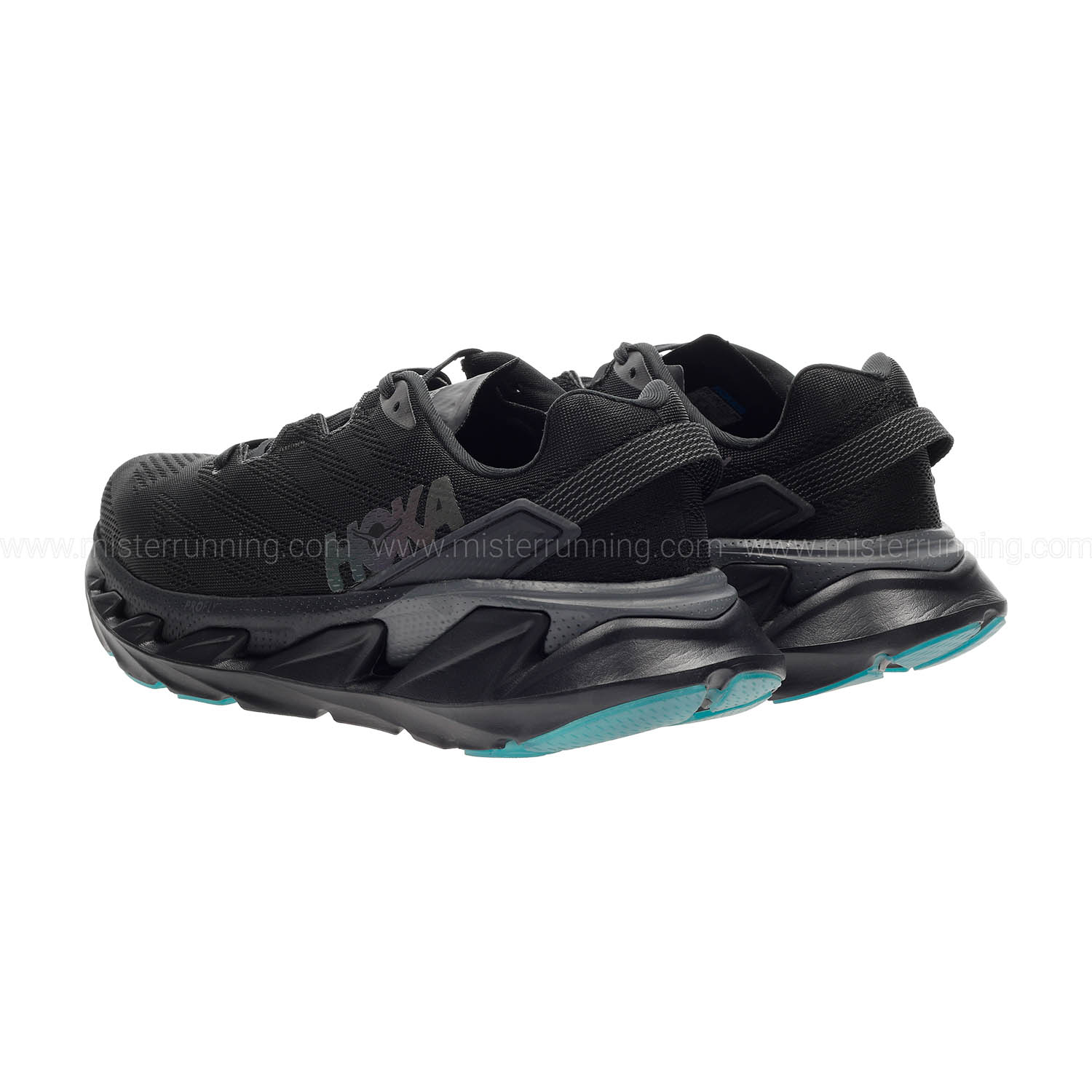 Hoka One One Elevon 2 - Black/Dark Shadow