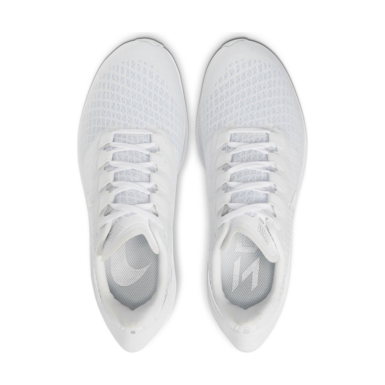 Nike Air Zoom Pegasus 37 WhiteMetallic SilverAura
